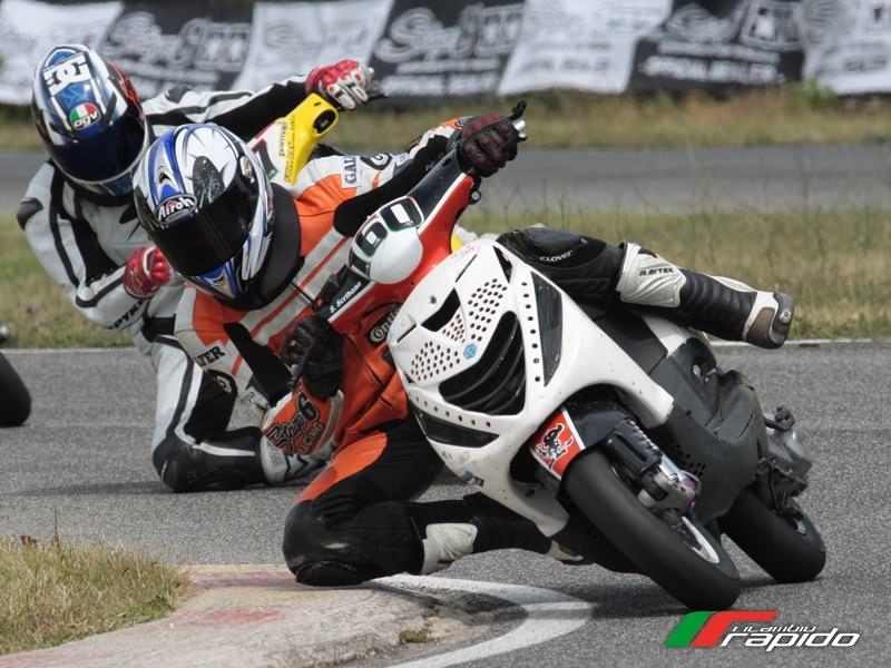 Stefano Scribano - Pilota Italian Scooter Racing Stage 6 ...